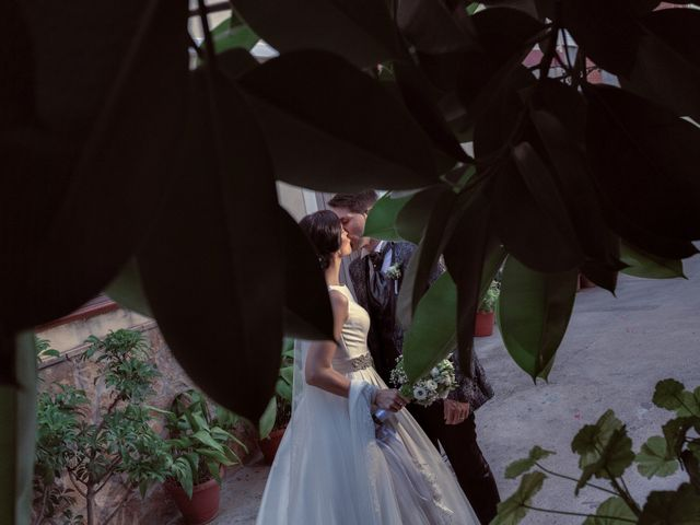 La boda de Jesús y Beatriz en Alfondeguilla, Castellón 24