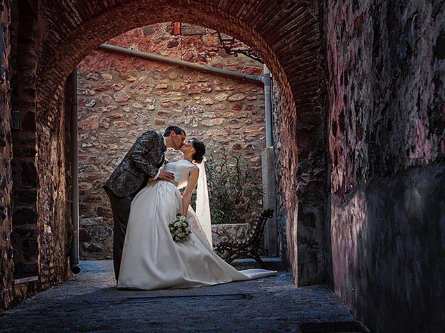 La boda de Jesús y Beatriz en Alfondeguilla, Castellón 1