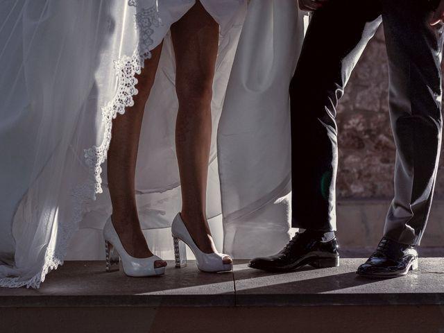 La boda de Jesús y Beatriz en Alfondeguilla, Castellón 27