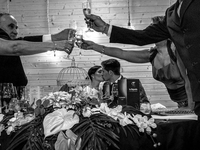 La boda de Jesús y Beatriz en Alfondeguilla, Castellón 33