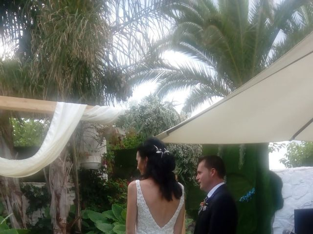 La boda de Juando y Cristina en Peñiscola, Castellón 2