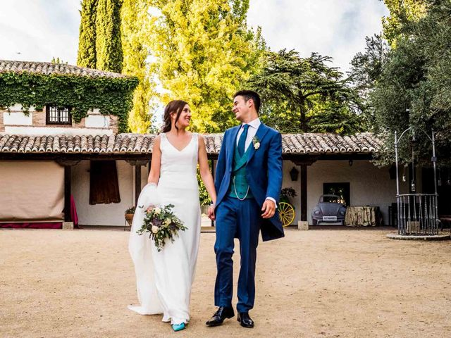 La boda de Inma y Alex