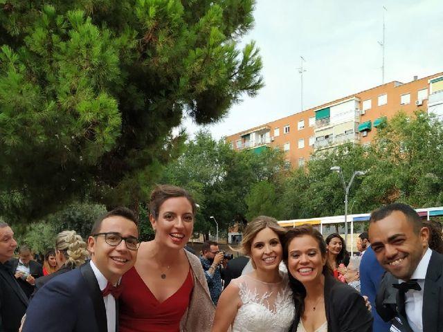 La boda de Sara y Kike en Valdemorillo, Madrid 4