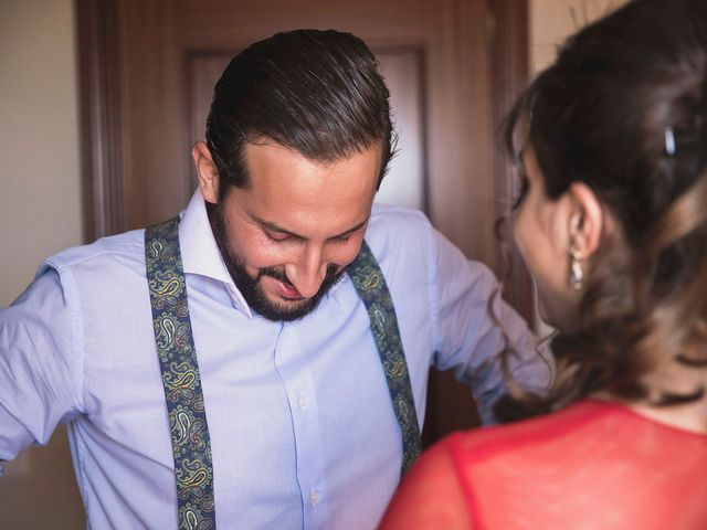 La boda de Samuel y Carmen en Antequera, Málaga 6