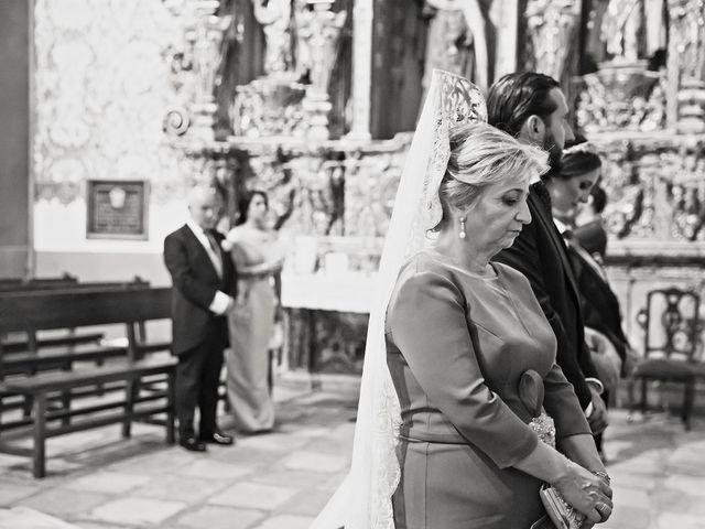La boda de Samuel y Carmen en Antequera, Málaga 20