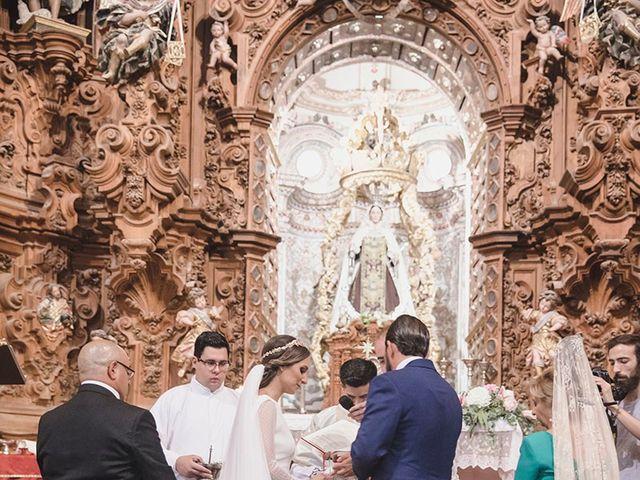 La boda de Samuel y Carmen en Antequera, Málaga 22