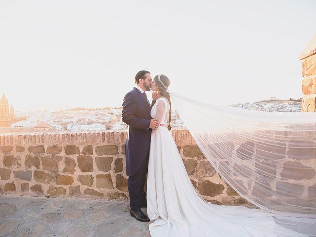 La boda de Samuel y Carmen en Antequera, Málaga 34
