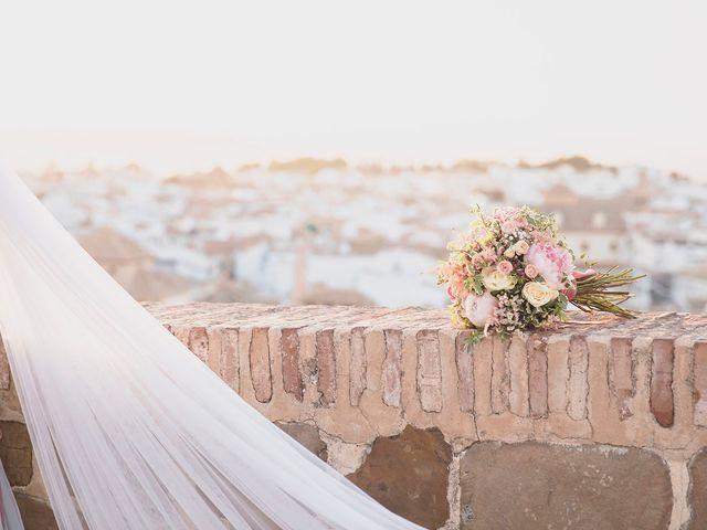 La boda de Samuel y Carmen en Antequera, Málaga 35