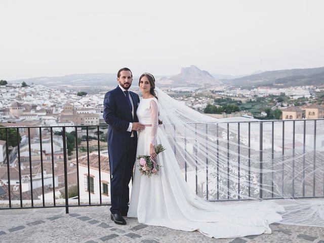 La boda de Samuel y Carmen en Antequera, Málaga 40
