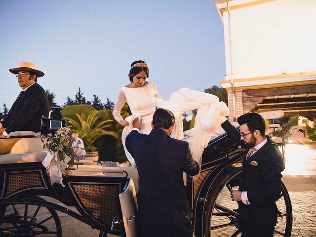 La boda de Samuel y Carmen en Antequera, Málaga 41