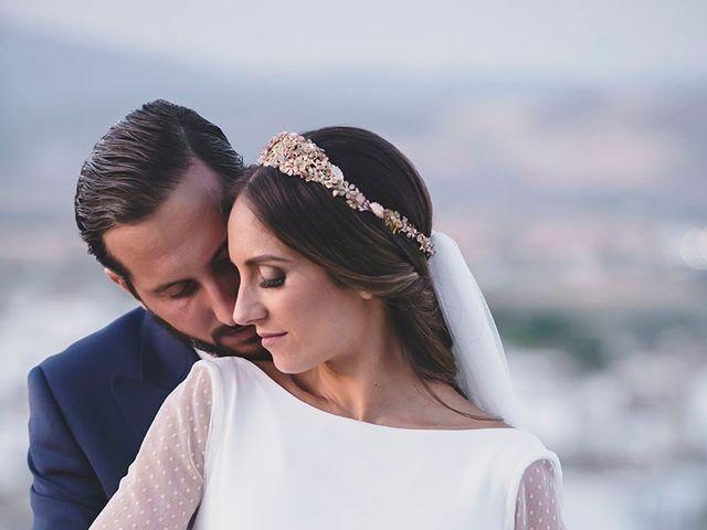 La boda de Samuel y Carmen en Antequera, Málaga 58
