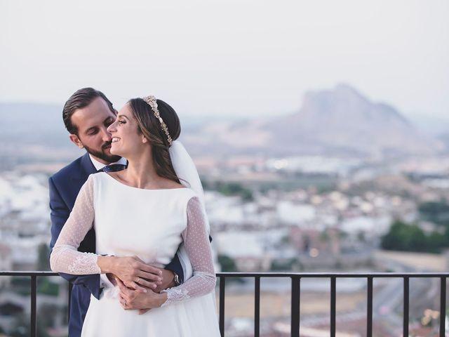 La boda de Carmen y Samuel