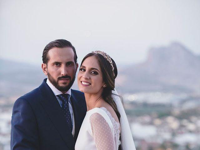 La boda de Samuel y Carmen en Antequera, Málaga 59