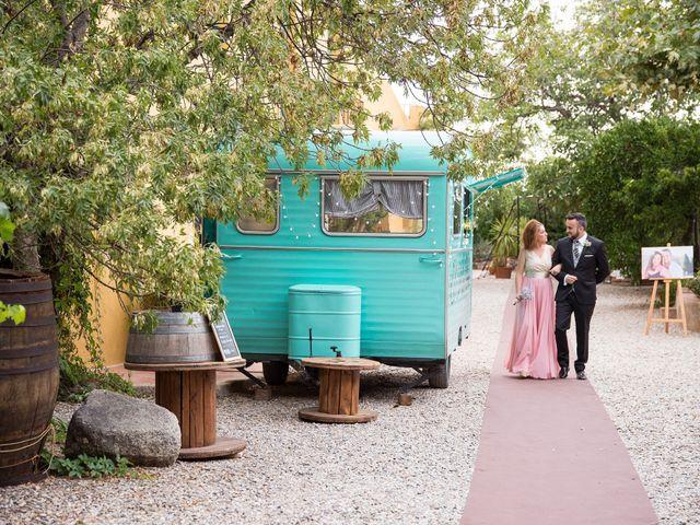La boda de Gemma y Nacho en Riudoms, Tarragona 2