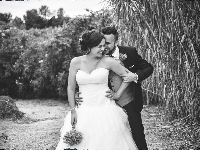 La boda de Gemma y Nacho en Riudoms, Tarragona 4