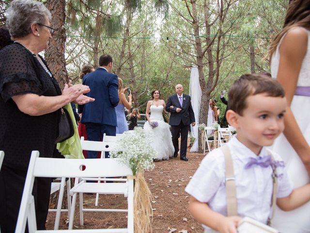 La boda de Gemma y Nacho en Riudoms, Tarragona 11