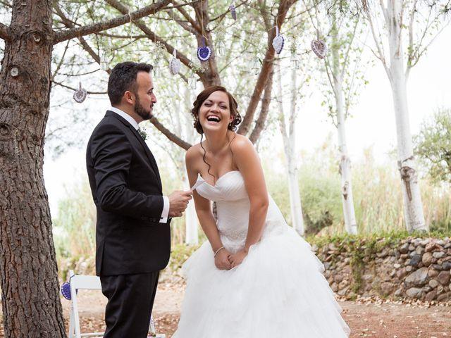 La boda de Gemma y Nacho en Riudoms, Tarragona 12