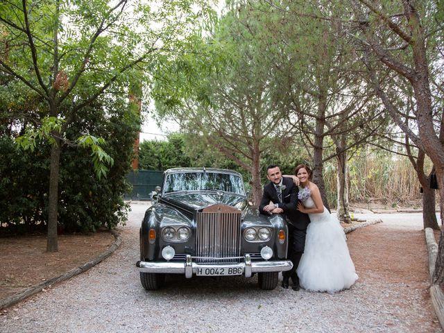 La boda de Gemma y Nacho en Riudoms, Tarragona 15