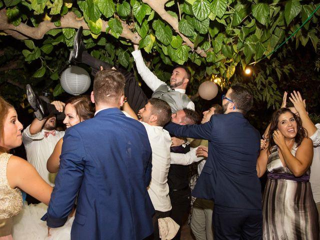 La boda de Gemma y Nacho en Riudoms, Tarragona 20