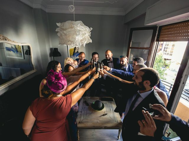 La boda de Cano y Maria en Chiva, Valencia 1