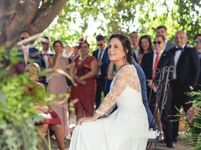 La boda de Cano y Maria en Chiva, Valencia 7