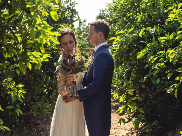 La boda de Cano y Maria en Chiva, Valencia 8