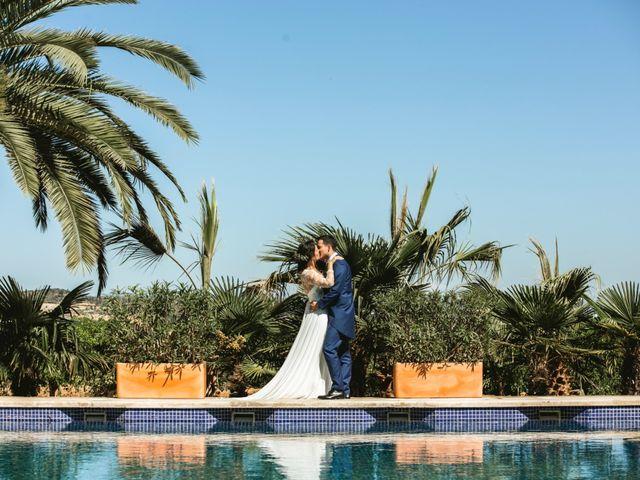 La boda de Maria y Cano