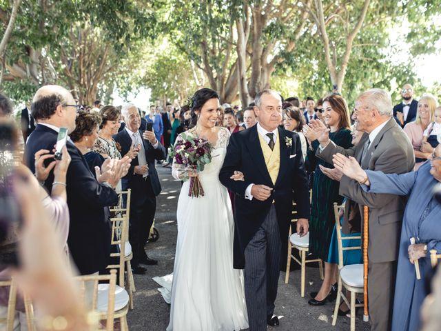 La boda de Cano y Maria en Chiva, Valencia 20