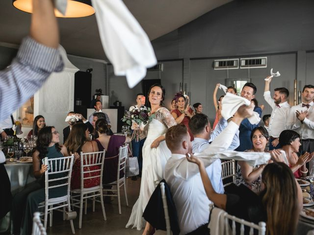 La boda de Cano y Maria en Chiva, Valencia 25