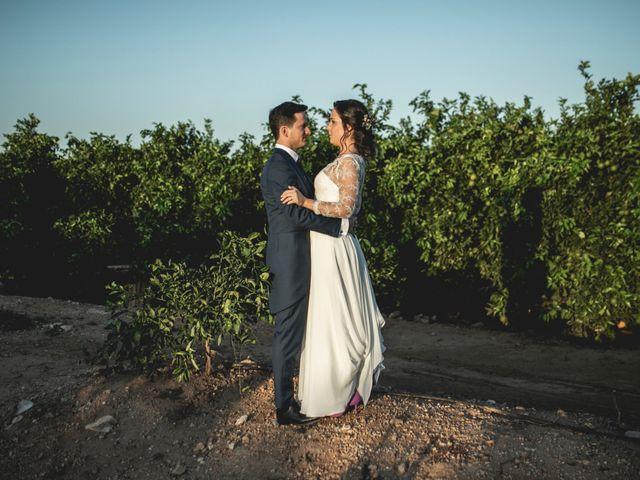 La boda de Cano y Maria en Chiva, Valencia 31