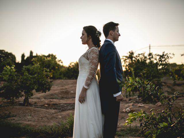 La boda de Cano y Maria en Chiva, Valencia 32