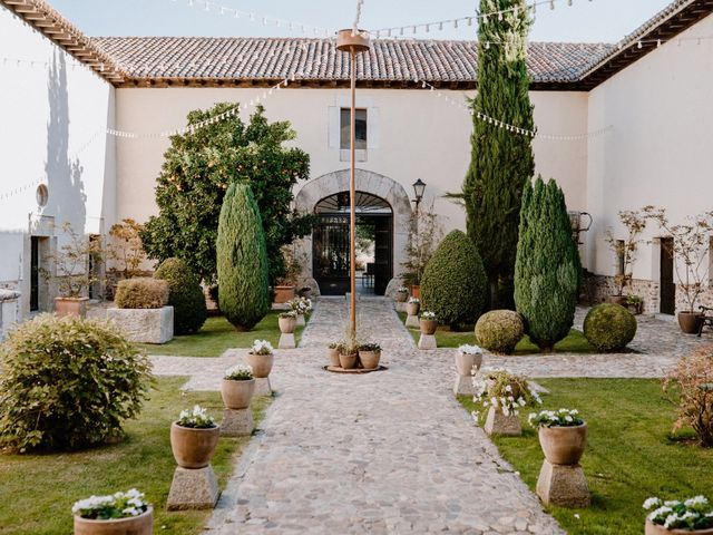 La boda de Juan y Sara en Torremocha Del Jarama, Madrid 1