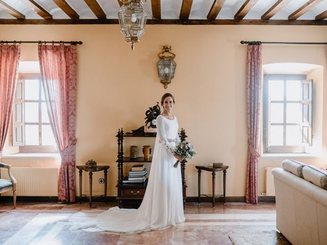 La boda de Juan y Sara en Torremocha Del Jarama, Madrid 26