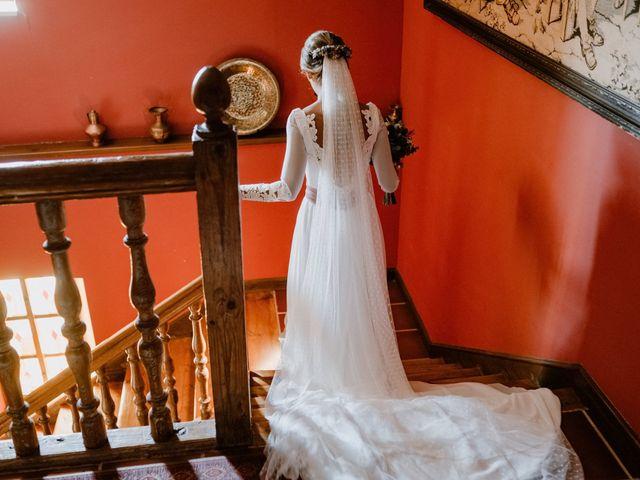 La boda de Juan y Sara en Torremocha Del Jarama, Madrid 28