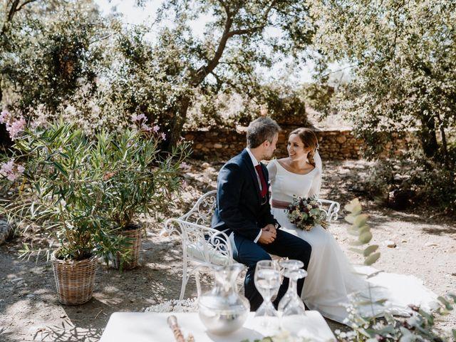La boda de Juan y Sara en Torremocha Del Jarama, Madrid 32