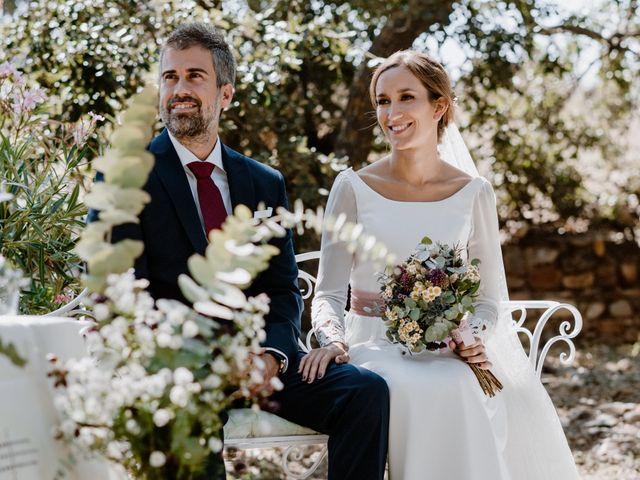 La boda de Juan y Sara en Torremocha Del Jarama, Madrid 34