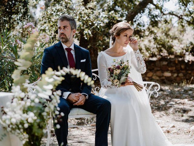 La boda de Juan y Sara en Torremocha Del Jarama, Madrid 36