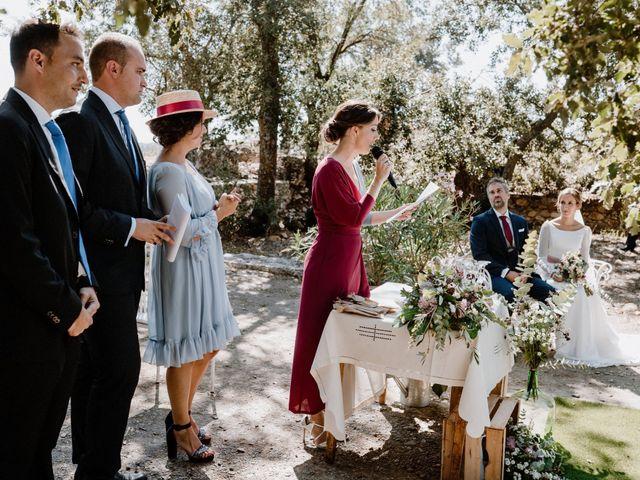La boda de Juan y Sara en Torremocha Del Jarama, Madrid 38