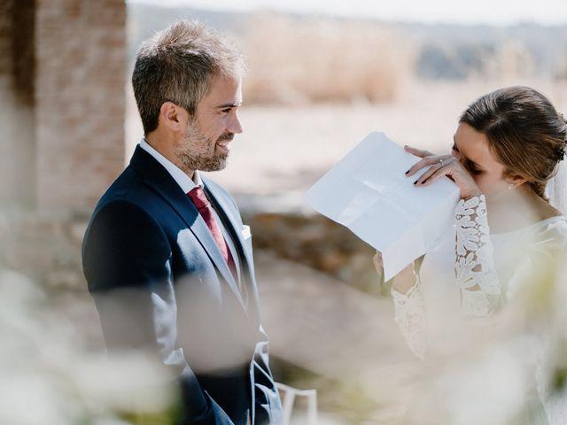 La boda de Juan y Sara en Torremocha Del Jarama, Madrid 43