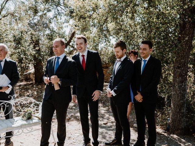 La boda de Juan y Sara en Torremocha Del Jarama, Madrid 48