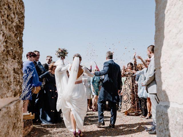La boda de Juan y Sara en Torremocha Del Jarama, Madrid 54