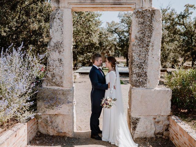 La boda de Juan y Sara en Torremocha Del Jarama, Madrid 58