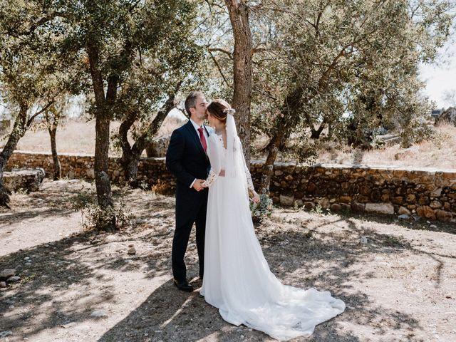La boda de Juan y Sara en Torremocha Del Jarama, Madrid 59