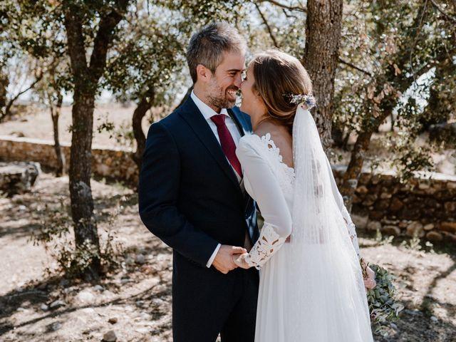 La boda de Juan y Sara en Torremocha Del Jarama, Madrid 60