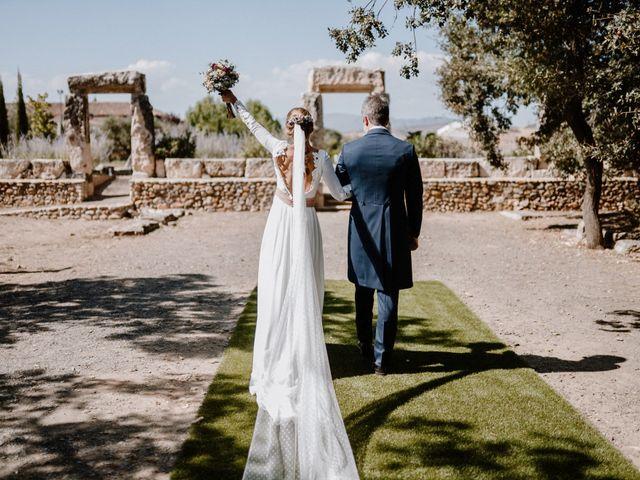 La boda de Juan y Sara en Torremocha Del Jarama, Madrid 67