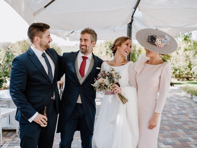 La boda de Juan y Sara en Torremocha Del Jarama, Madrid 78
