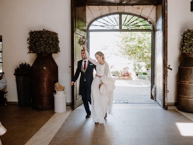 La boda de Juan y Sara en Torremocha Del Jarama, Madrid 82