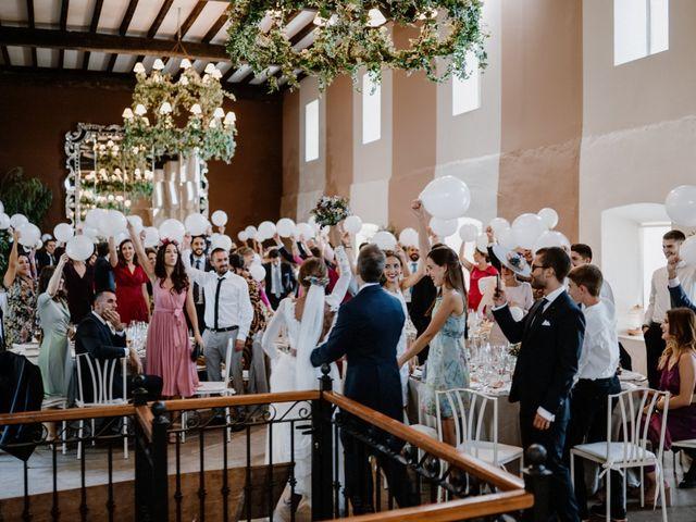 La boda de Juan y Sara en Torremocha Del Jarama, Madrid 84