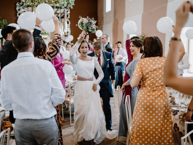 La boda de Juan y Sara en Torremocha Del Jarama, Madrid 85