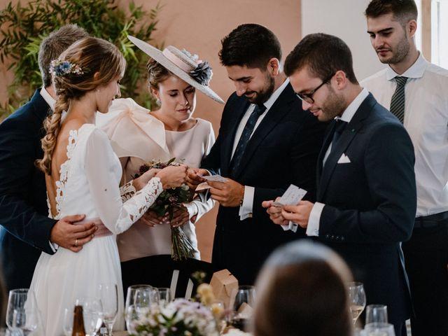 La boda de Juan y Sara en Torremocha Del Jarama, Madrid 94